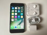 64GB UNLOCKED iPhone 6 with all accessories!!!