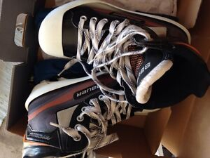 Youth size 5D goalie skates - Bauer -performance Windsor Region Ontario image 2