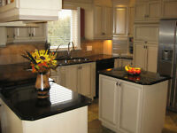 Kitchen Cabinets Granite Countertops Better than IKEA HOME Depot