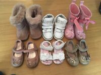 Girls size 4 shoe bundle! NEXT!