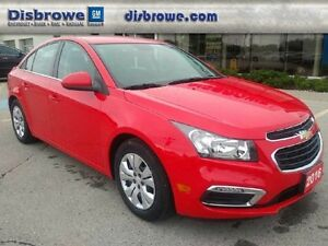 2016 Chevrolet Cruze Limited LT   Low Mileage, Remote Start, Bac London Ontario image 9