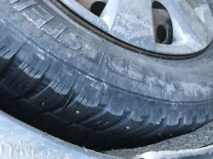 Yaris Winter Tires