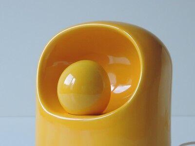 TISCHLAMPE GABBIANELLI ITALY DESIGN MARCELLO CUNEO CERAMIC TABLE LAMP 60er