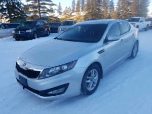 2013 Kia Optima GSI 4CYL.  $7,900...