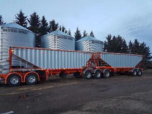 2013 doepker Grain trailers super b