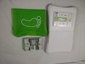 Awesome Wii Fit Plus bundle with extras!!!