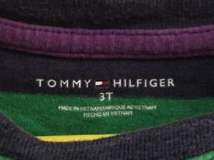 Tommy Hilfiger Boy Long Sleeve Shirt 3T