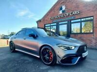 2020 Mercedes-Benz CLA CLASS 2.0 CLA45 AMG S Plus 8G-DCT 4MATIC+ (s/s) 4dr Coupe
