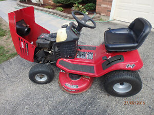 Lawn Tractor, Snowblower, Weed Trimmer