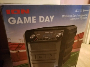 Ion Game Day powerful portable speaker