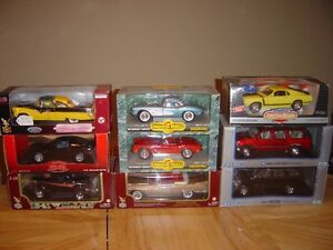 1/18 CARS AND TRUCKS