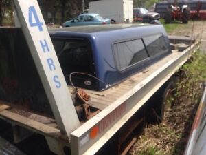 Plate forme century towing remorqueuse