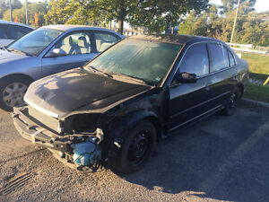 2001 Acura EL Sedan **PARTS CAR ONLY**