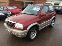 Suzuki Grand Vitara 1.6 SE 4X4 JEEP 2001/51 ONLY 91K & 12 MONTHS MOT