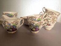 Gorgeous Vintage bone china Tea Set