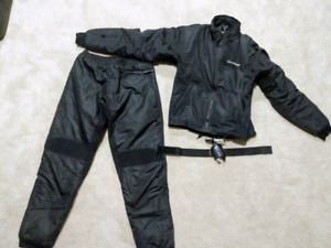 Tourmaster synergy 2.0.  Heated jacket and pants.
