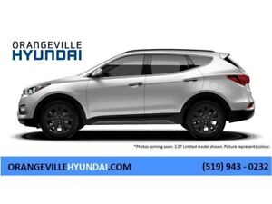 2018 Hyundai SANTA FE SPORT 2.0T Limited AWD - Sunroof/Leather/B