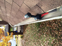 Eavestrough Cleaning Start  from 100 $