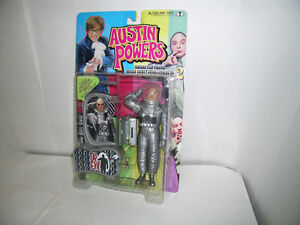Austin Powers Figures / variety Mini Me Felicity Vanessa Kitchener / Waterloo Kitchener Area image 2