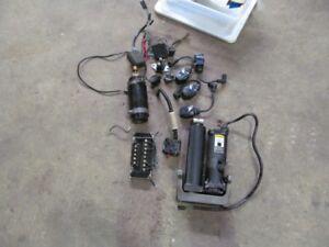 1990 merc 40 hp parts