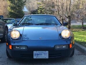Rare - Porsche 928 GT