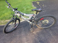 21 speed Super Cycle Mountain kids Bike for sale