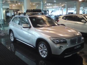 BMW X1 Roof Rack System / Ski & Snowboard Holder