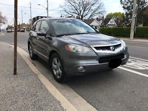 2009 Acura RDX Tech Package SUV, Crossover