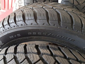 "Winter Tires 18"" Goodyear Ultra grip Eagle P225/65/R18"