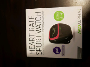 Mio Alpha 2 fitness tracker and heart rate watch