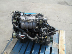 4G63 2.0L DOHC Turbo Engine