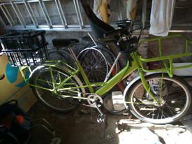 Pashley mailstar cargo bike