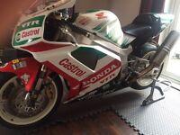 Honda SP1 Track Bike SWAP for motocross/enduro/supermoto