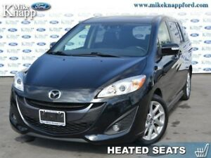 2015 Mazda Mazda5 Grand Touring  Low Mileage,Heated Seats