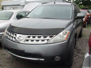 2006 Nissan Murano SUV, Crossover AWD ,Safety