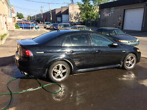 2007 Acura TL Type S Berline