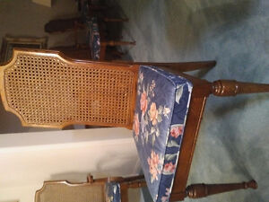 Dining table and 6 chairs Kitchener / Waterloo Kitchener Area image 3