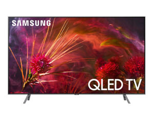 Samsung Q8F 65 Inches QLED 2018 - Brand New Open Box (No Tax)
