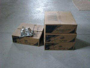 Box of 6- 4 inch IC/ Non IC pot light rough in.