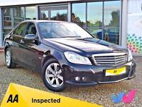 2011 (61) Mercedes-Benz C180 1.8 Blueefficiency SE Edition Saloon Automatic 4dr