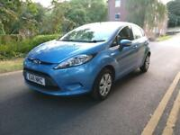 2011 Ford Fiesta 1.6TDCi ( 95ps ) DPF Econetic