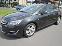 Vauxhall Astra SRI Hatchback Car ONLY 18K Miles