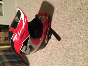 Dirt Bike MX helmets (Size S and XS)