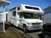 2000 ford c class Motorhome Like NEW MUST SEE