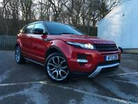2013 Land Rover Range Rover Evoque 2.2SD4 auto Dynamic+NO DEPOSIT FINANCE