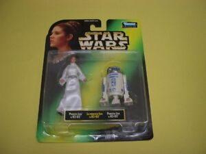 STAR WARS POTF PRINCESS LEIA COLLECTION SET OF 4 1997 London Ontario image 5