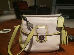 Coach Leather Bag For Sale