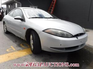 1999 MERCURY COUGAR  2D COUPE V6