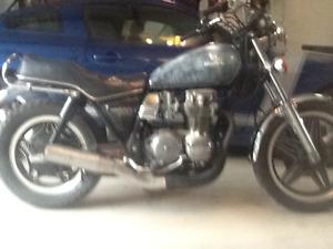 1980 Honda CB custom