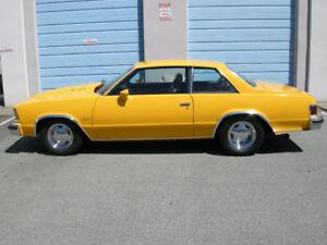 1979 Chevrolet Malibu Coupe (2 door)